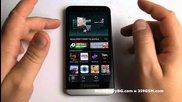 Blackberry Z30 Видео ревю - Browser, Blackberry World & Android apps