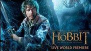 Вълнуващите моменти около световната премиера на филма The Hobbit: The Desolation of Smaug (13.12.13
