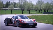 Driving the 887hp Porsche 918 Spyder - /chris Harris On Ca