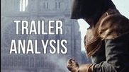 Assassin's Creed Unity Trailer Analysis - Secrets You Missed