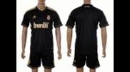 Real Madrid Cf 11/12 new kits all