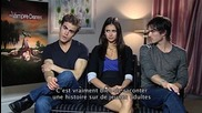 Intervy The Vampire Diaries