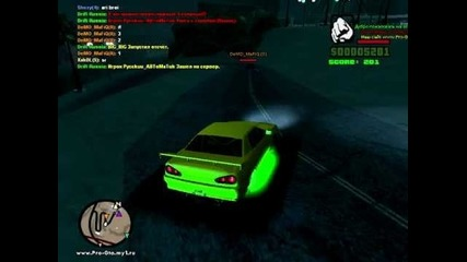 Gta Drift f0r3v3r Shezy End Demo Mafiq