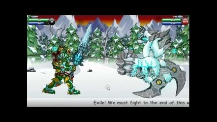 Epic Duel - Exile! Are you Yeti?