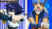 Hd Beyblade Amv: Thermal Pisces vs Storm Pegasus