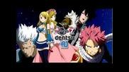 Fairy Tail Opening 12 [tenohira - Hero] Full