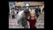 Посрещания на войници - микс :)