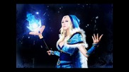 Dota2-gameplay with Cristal Maiden