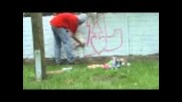 Graffiti Bombing Evil 2011