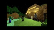 Minecraft animation11-the monster