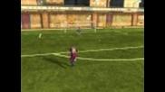 Моята първа тренировка на Fifa 2011