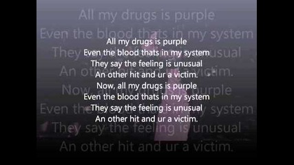 Belly-purple Drugs (with lyrics)