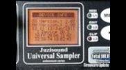 Total Solo Sampler - ъпгрейт на софтуера