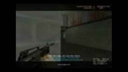Counter Strike 1.6 Sk spawn vs. fnatic.