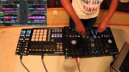Exаа Launchpad and Dubstep :)