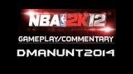 Nba 2k12 Gameplay Dallas Mavericks vs. Miami Heat Hd