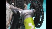 Shimano Hollowtech Ii bottom bracket replacement