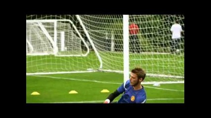Inside Edge- Training With Manchester United-