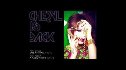 Cheryl - Call My Name (audio)