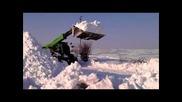 Зима 2012 Claas Scorpion 6030 vs Manitou Mt 732 vs Deutz Fahr Agrovector 30.7 vs T-150 Нова Черна