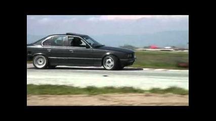 Drift s Bmw e34 M5