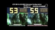 Gtx 590 Vs Hd6990 Quad Configs on the 3d Mark 11 Benchmark (round 2)