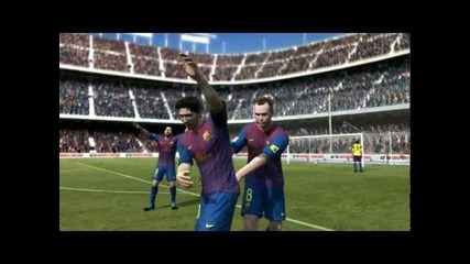 Fifa2012 L.messi skills and Goals (by Saban)
