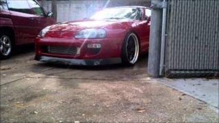 Toyota Supra - Compilation