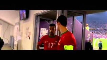 Cristiano Ronaldo Vs Germany Euro 2012