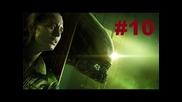 Коментар - Alien Isolation - геймплей - епизод 10