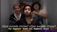 Vas Happenin Song One Direction