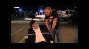 Wwe smackdown: Edge Runs Over Fake Paul Bearer