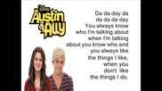 Laura Marano-redial+lyrics