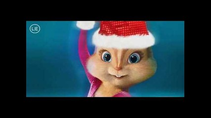 Justin Bieber - Mistletoe (chipmunks)