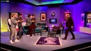 One Direction Dance Battle on Alan Carr Full