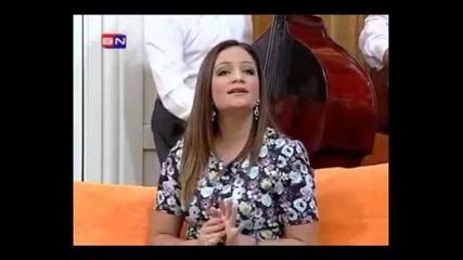 Natasa Stajic - Ponekad se mene seti - (live) - Kao kod svoje kuce - (tv Bn 2013)