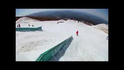 Tom Wallisch - Freestyle ski