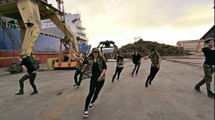 El The Center x Ace Hood - Got Damn x choreography
