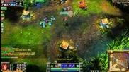 Lol Game 18 - 5v5 - Zyra - Awful Farming
