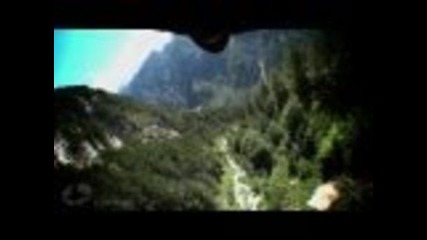 Wingsuit Basejumping!