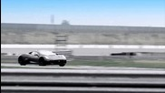 Jaguar C-x75 homage