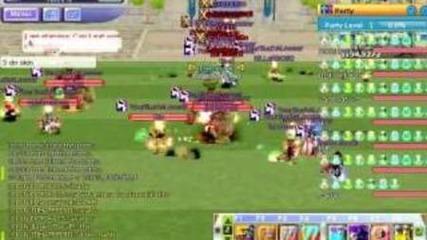 Iroseph Online - Yoursuchalooser Clan War