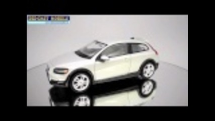 Volvo C30 - 1:24 - Welly