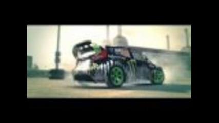 Dirt 3 - Dc Compound Gymkhana Trailer Video (hd)