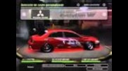 Nfsu2 Autos de rapidos y furiosos