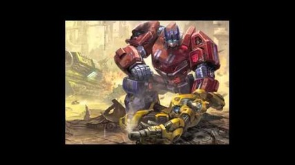 Transformers Fall of Cybertron Trailer Music: The Humbling River- Puscifer