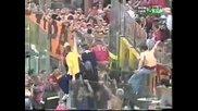 Scudetto Roma - Parma 2000-2001 Commento Zampa