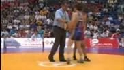 highlight junior wrestling freestyle world championships 2010 in Budapest