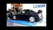 Subaru Impreza wrx sti Cobb tuning