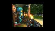 The vet and the Noob-serious sam 2 walktrough gameplay #2 Sorry Za Di6aneto!! :d